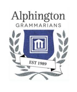 Alphington Grammarian Logo