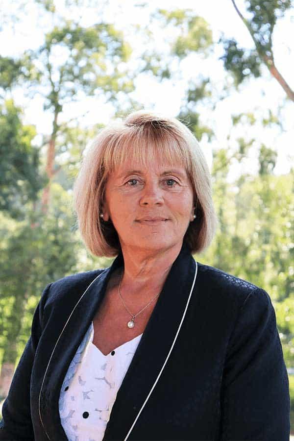 Dr Vivianne Nikou, Principal, Alphington Grammar School