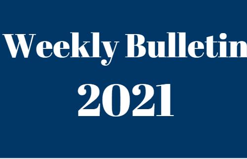 Term 1, Week 3 2021