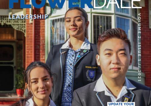 Flowerdale 2021, Issue 1
